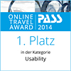 Sieger der Online-Travel Awards 2014